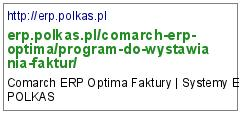 http://erp.polkas.pl/comarch-erp-optima/program-do-wystawiania-faktur/